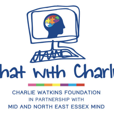Chat with Charlie Opens on Wednesday 16th May