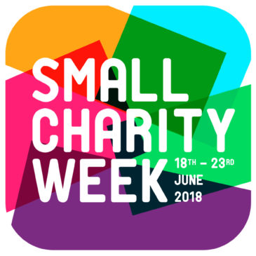 'Small Charity Week' is here!