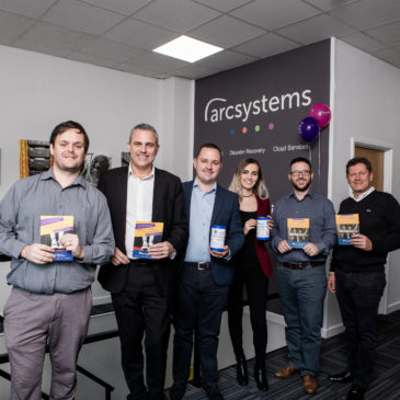 IT company Arc Systems announce 2019 partnership with Mid and North East Essex Mind
