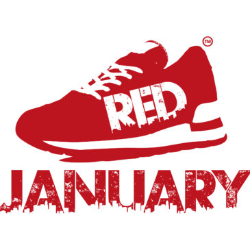 Join us during RED January and kick-start your 2019 in a positive way