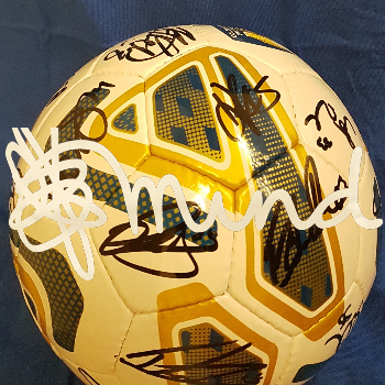 #GivingTuesday – your chance to win a signed football from Colchester United!