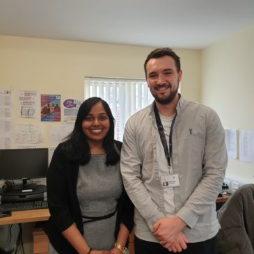Blog: Introducing our new Futures in Mind Service Coordinators