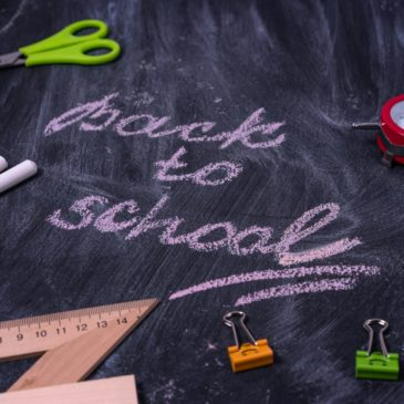 'Back to School' – support for children and young people