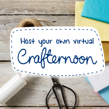 Host your own Virtual Crafternoon!
