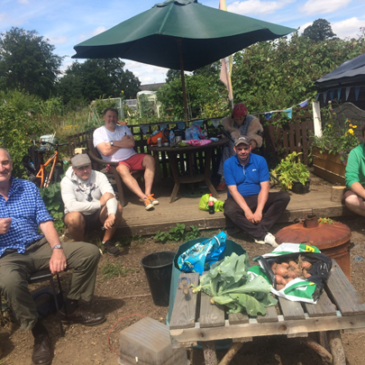 Blog: Recovery Through Nature Projects Update